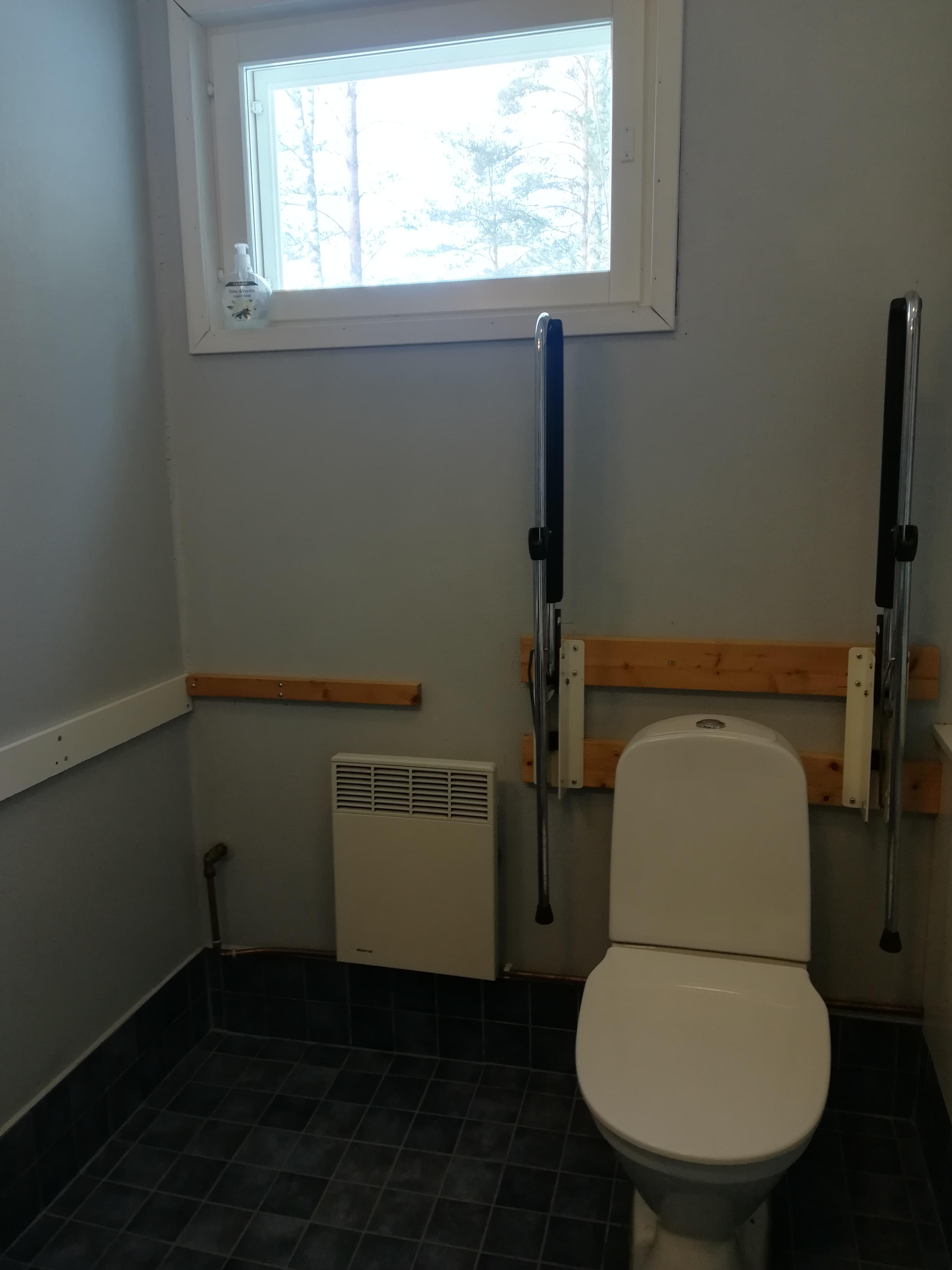 Tilava inva wc.